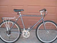 Vintage Trek 1984 Urban / All Terrain Mountain Bike for
