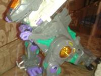 I have a transformer trypticon from 1986 working and in