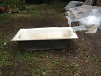 I have a cast iron tub that I want get rid of. It is