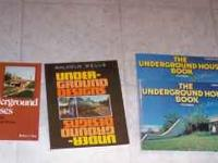 1st pic - left to right Title: Underground Houses - How