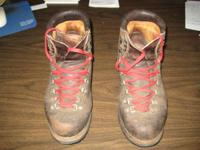 I have a pair of used Vintage Vasque Heavy-Duty Hiking