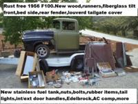 Giant Octoberfest Garage Sale ... 1) 2 1936 Ford
