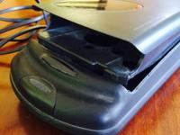 Radioshack ~ 1995 ~ VHS & Video Cassette Rewinder  A