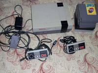 Selling a couple of Video game systems with