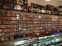 All Video Gamings, vintage to brand-new,