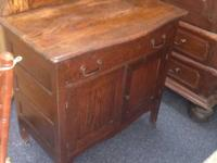 ANTIQUE WASH STAND / DRY SINK OAK TIMBER!  $200.00.