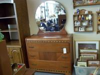This vintage piece of furniture is a must have. The