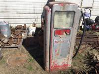 Selling an all original Wayne Model: 100B gas pump.