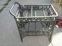 Vintage Serving Cart, nice shape