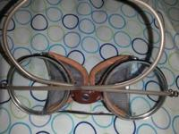 Foldable vintage willson glasses. Will lower price if