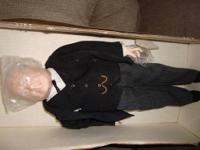 Up for ssle is a 1984 Effanbee Winston Churchill doll.