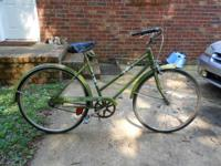 Vintage Columbia Bike, extremely enjoyable bike, good