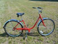 I am offering this really nice Used Adult Bike Deluxe