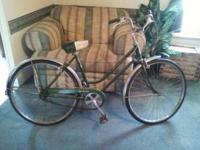 71-73 schwinn breeze. 3speed. all original parts but