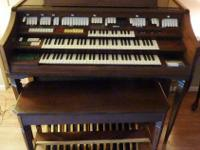 MINT Condition, WURLITZER Organ Model #4573C, Orbit III