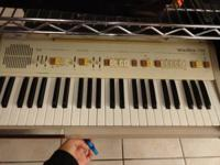 Vintage Wurlitzer Keyboard.  LAYAWAY $12 DOWN!  ALSO