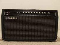 Vintage Yamaha amp that still works and sounds great.