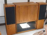 YAMAHA Model NS A400A 3-Way Tower Stereo Speakers and