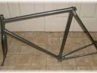Hi...I'M SELLING A VINTAGE 1980'S TREK STEEL BIKE FRAME