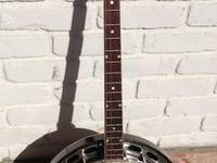 This banjo was bied far from my great-great uncle, a