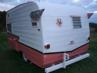 Since of style of camper, wings are initial and much
