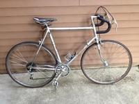 Hi I have an early 1972 Raleigh Competition GT 531 it
