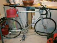 Early 80s twelve speed for sale. I bought this early