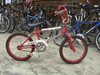 For Sale:. Vintage all initial 7-Up BMX bike. Almost