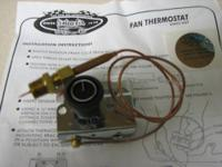 New Vintage air fan thermostat & Relay $35.00 A/C and