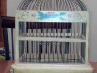 For Offer:.  Sugary food Vintage/Antique Bird House -