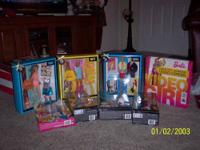 Vintage Barbie and friends collection for sale. Many