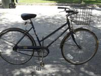 HEY EVERYONE I HAVE THIS VINTAGE BLUE FREE SPIRIT BIKE