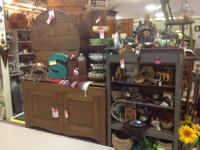 Featuring Antiques ....Vintage Furniture, American,