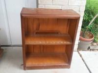 I have a vintage Encyclopedia Cabinet for sale. It is