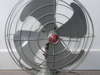 I am offering my terrific vintage GE Vortalex fan. This