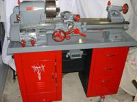 "For Sale: Vintage Hot Rod ""South Bend"" Metal Lathe If"