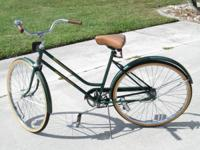 Fully serviced J C PENNY single speed with BENDIX