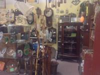 The ANTIQUE GALLERY of Round Rock.....Why would you go