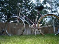 This Bike is in very good condition and has been in