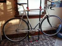 Selling my Motobecane grand record fixie, I bought a