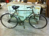 I have a really nice Ross eurotour 3 bicycle for sale.