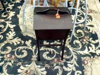 Nice Vintage Sewing Stand, for ONLY .... 29.99