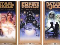 This 3-Tape Collection Includes: STAR WARS SPECIAL