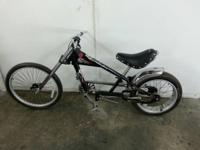 "For sale is a classic style bicycle ""StingRay"" chopper"