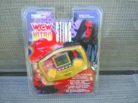 Tiger Electronics Model 74-092, WCW Nitro Sting