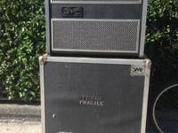 Classic 1976 Leslie Proline 860 Rotating Speaker /