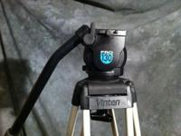 Vinton ProTouch 130 Tripod, Smooth Pro 130 Fluid Head