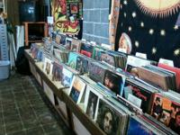 WE BUY AND SELL USED VINYL - NEED CASH, COME ON BY WITH