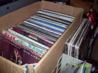 I have a box of about 70 great classic rock albums with