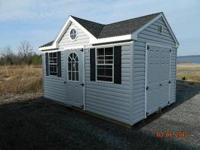 10 x 14 A frame shed from 2011 Inventory . perfect for